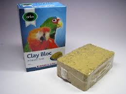 Clay bloc amazon river 550 g