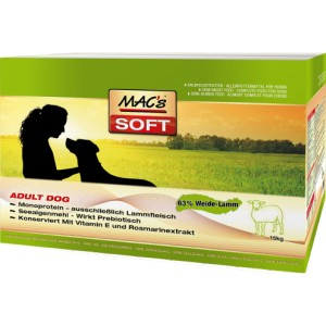 SOFT MACs Dog MINI JEHNĚ 230g